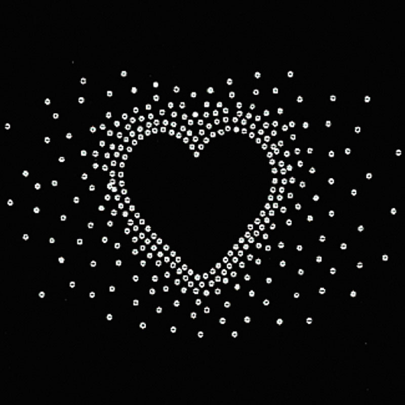 Cotton Bag - Heart Burst18