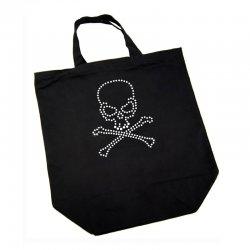 Cotton Bag - Skull and Crossed Bones