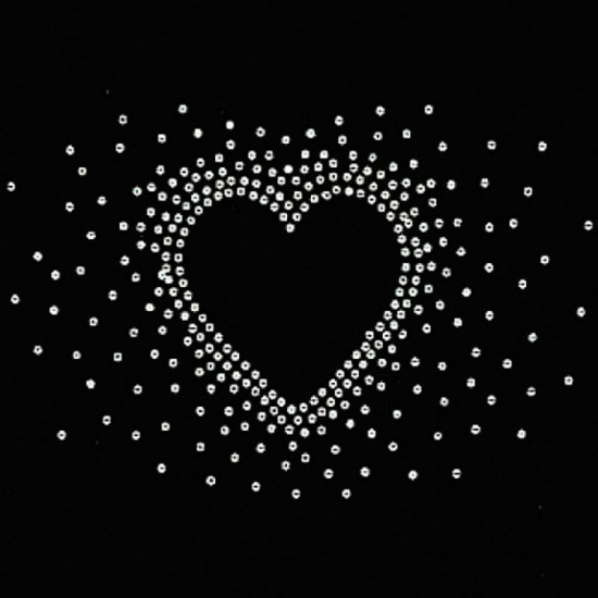 Cotton Bag - Heart Burst