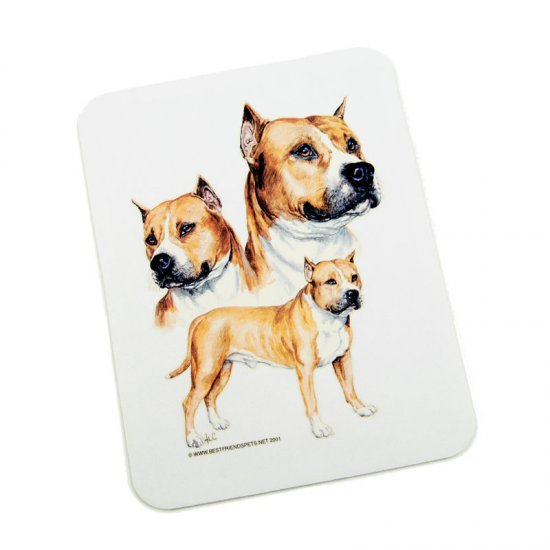 Mousepad American Staffordshire Terrier