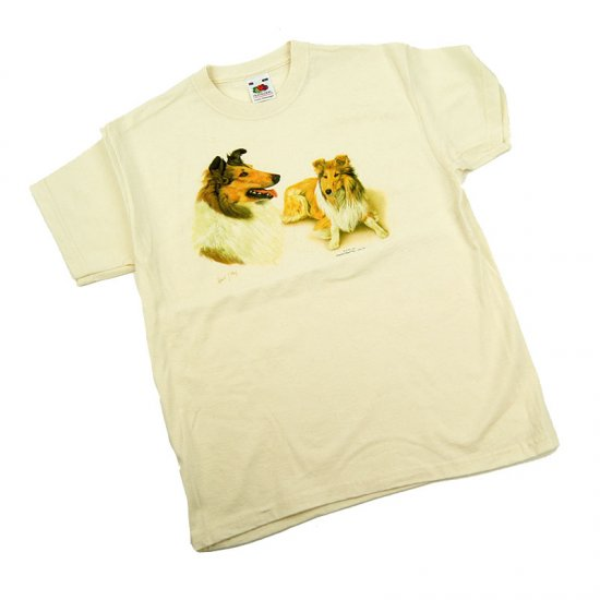 T-shirt Collie