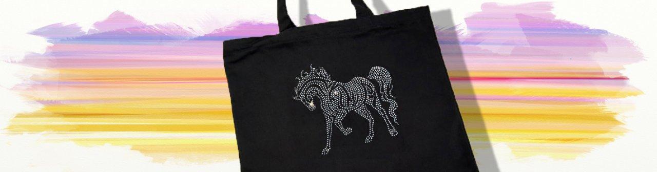 Rhinestone bags