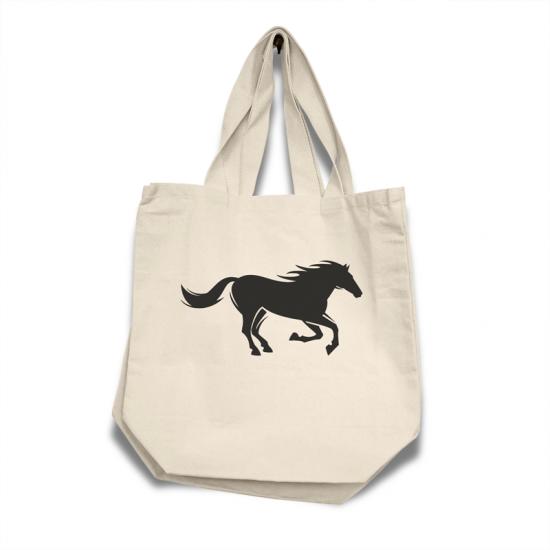 Your Own Design - Cotton Bag (vinyl print)
