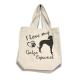 Galgo Español - Cotton Bag (vinyl print)20