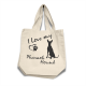 Pharaoh Hound - Cotton Bag (vinyl print)