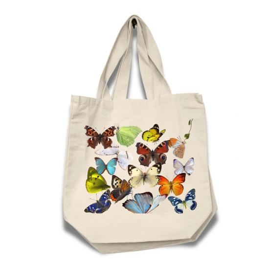 Your Own Design - Cotton Bag (heattransfer)