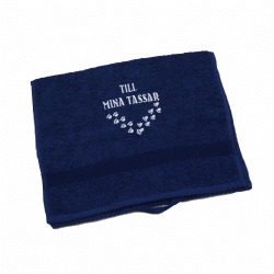 "Towel ""To my paws"""