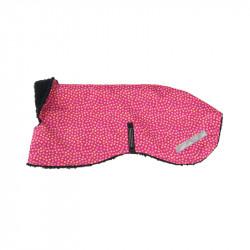 Winter Coat Pink Beaver Nylon - L