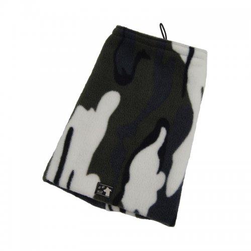 Halsvärmare/luva vinthund - kamouflage