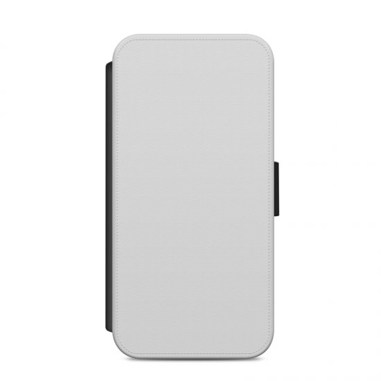 Galaxy S8 Plus - Leather Flip Case