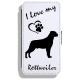 Rottweiler - Leather Flip Case21