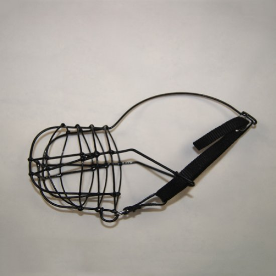 Wire Coated Muzzle