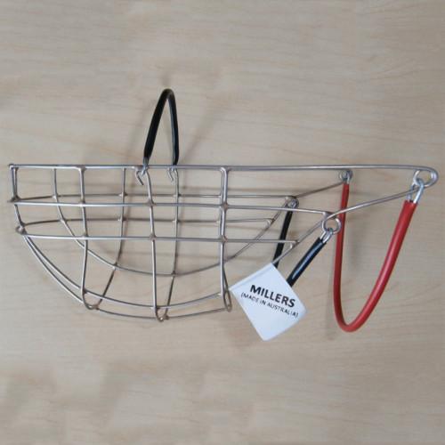 Whippet munkorg - stål