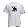 T-shirts med vinyltryck