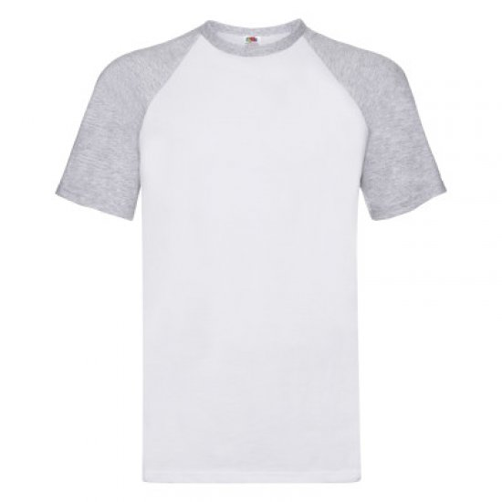 Baseball T-shirt dödskalle