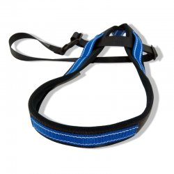 Sighthound Harness Reflective De Luxe