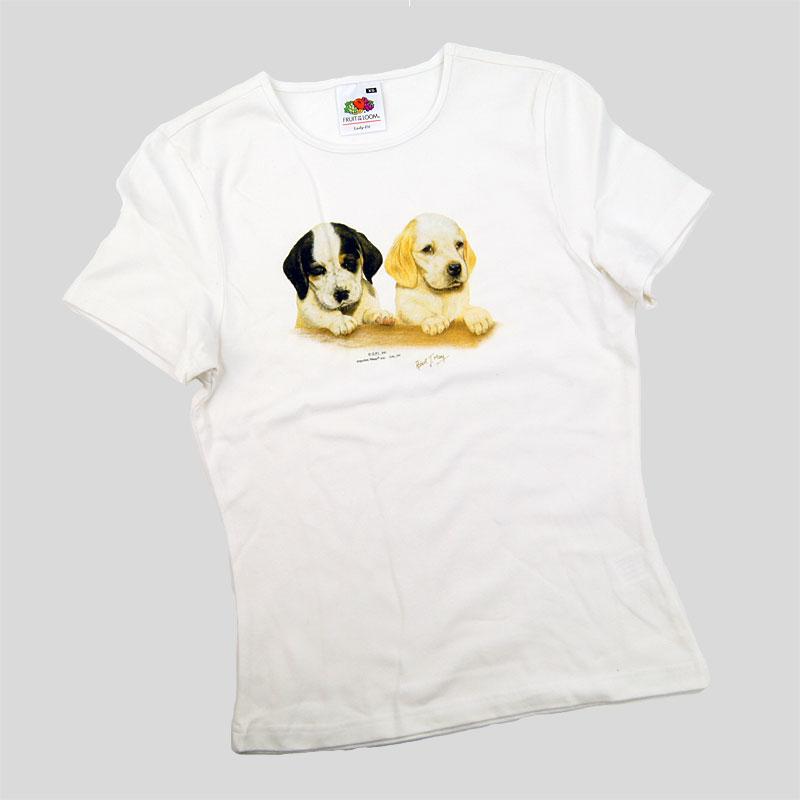 Ladies Top Puppies17