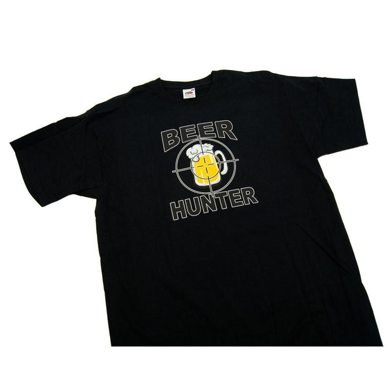 T-shirt Beer Hunter