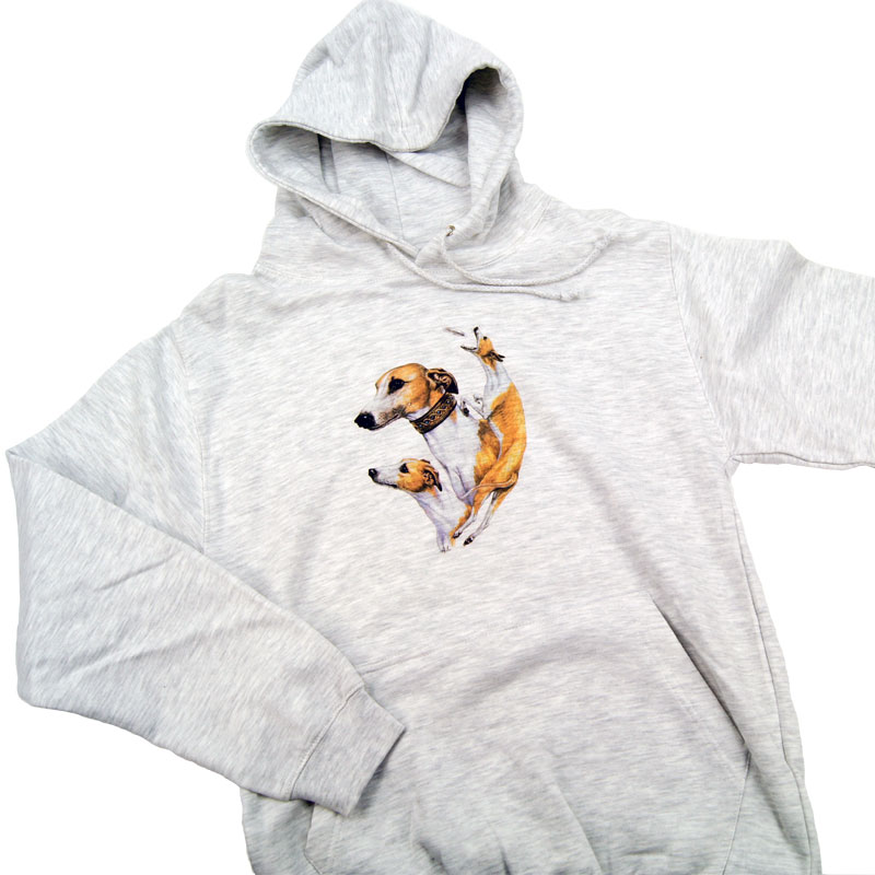 Awdis Collage Hoodie Whippet17