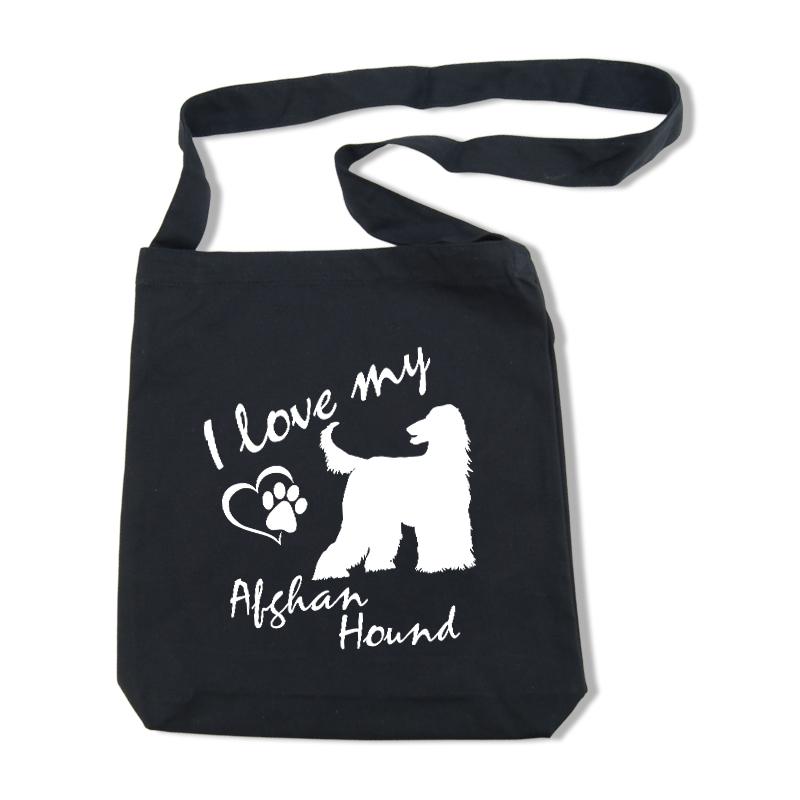 Afghan Hound - Shoulder Bag17