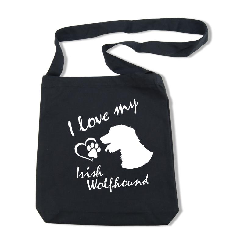 Irish Wolfhound - Shoulder Bag17
