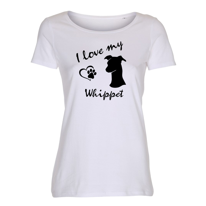 Whippet - Lady T-shirt