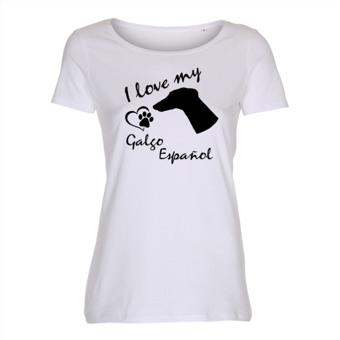 Galgo Español - Lady T-shirt