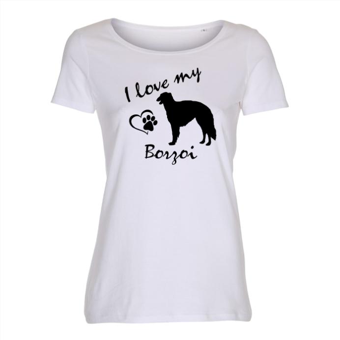 Borzoi - Lady T-shirt