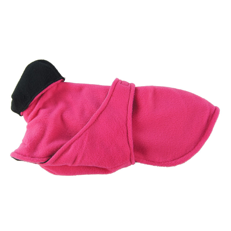 Fleece Coat Chest Cover - M