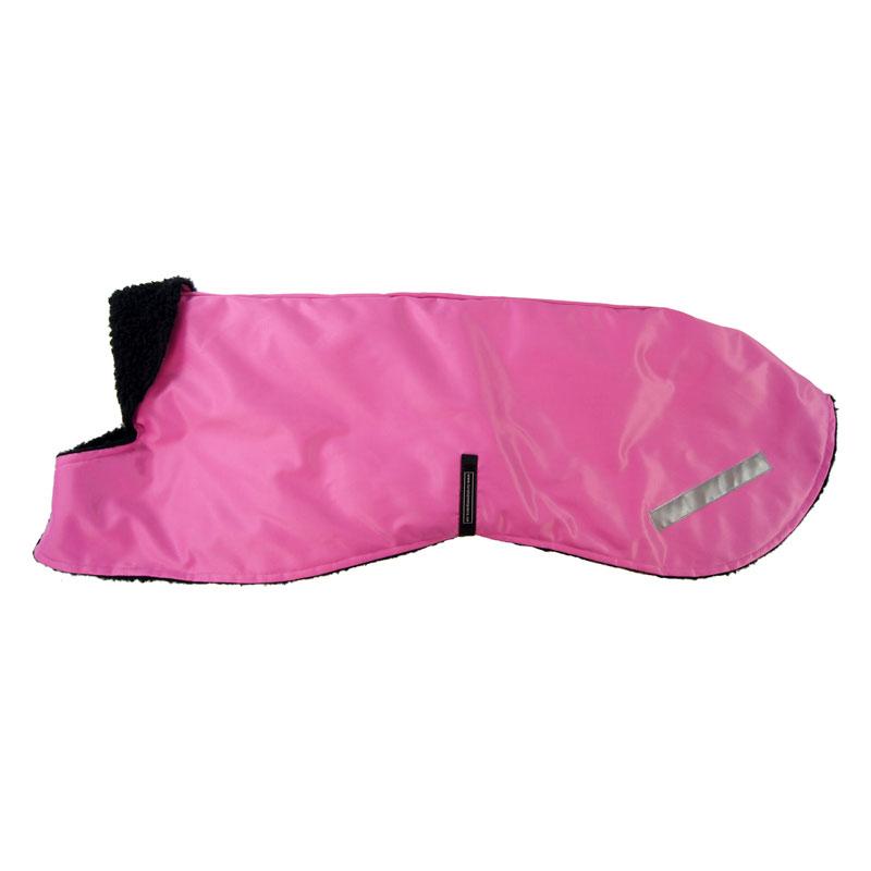 Winter Coat Pink Beaver Nylon - S17