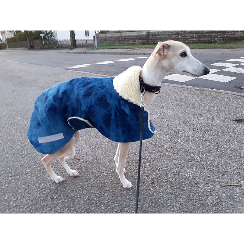 Winter Coat Denim - S18