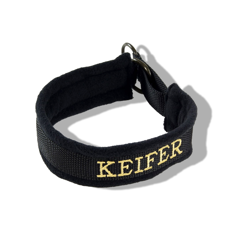 Embroidered Collar - Custom Text18