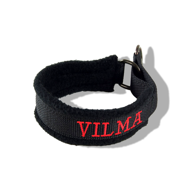 Embroidered Collar - Custom Text19