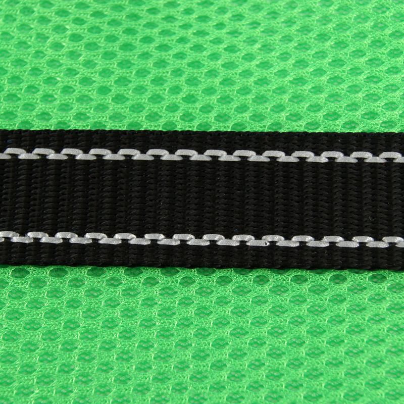 Svart/ljusgrön