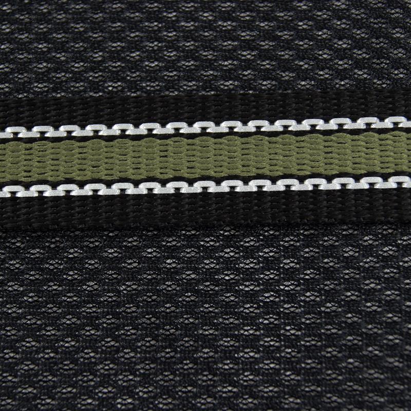 Olivgrön/svart